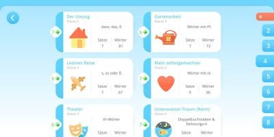 Easy Peasy Diktate 3 | Android-User.de