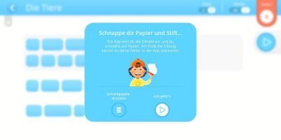 Easy Peasy Diktate 7 | Android-User.de