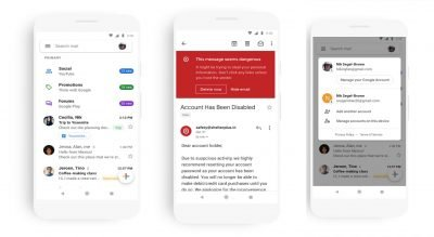 GMail 2 | Android-User.de
