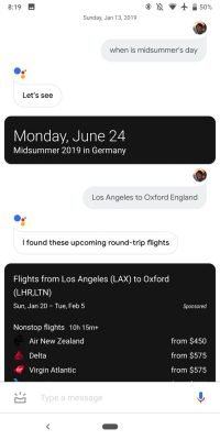 Google Assistant Dark Mode | Android-User.de