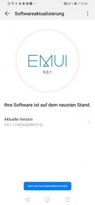 Huawei 11 Emui 9 | Android-User.de