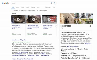 Knowledge Graph 1 | Android-User.de