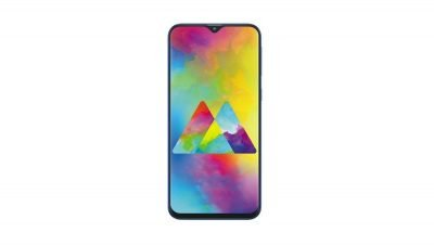 Samsung M20 Front | Android-User.de