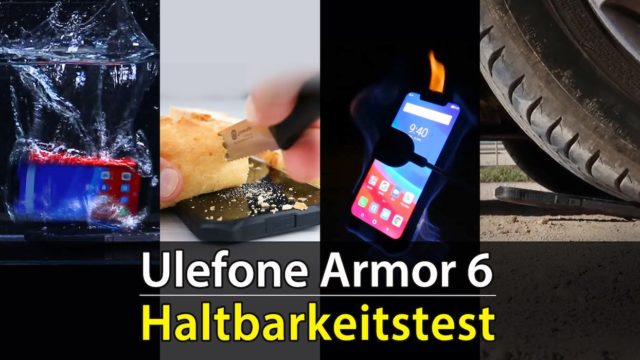 Ulefone Armor 6 2 | Android-User.de