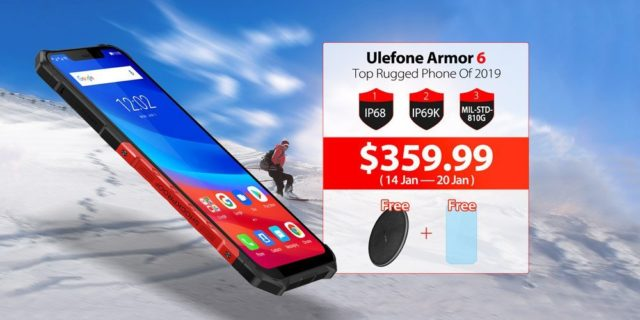 Ulefone Armor 6 Icon | Android-User.de