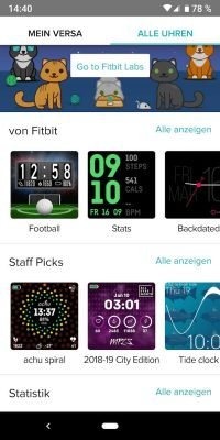 Fitbit 10(1) | Android-User.de
