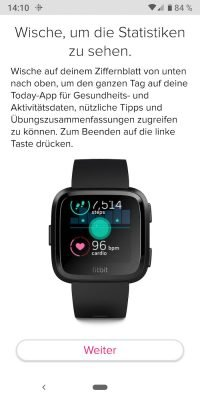Fitbit 5 | Android-User.de