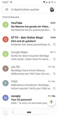 GMail 5   Android-User.de