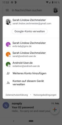 GMail 6 | Android-User.de