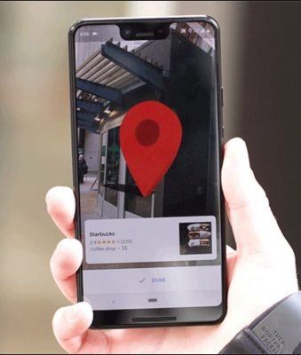 Google Maps AR 2 | Android-User.de
