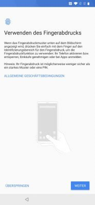 OnePlus 6T 6 Fingerabdruck | Android-User.de