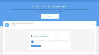 Phishing 4 | Android-User.de