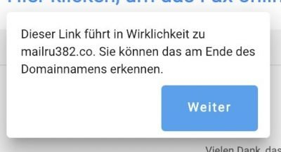 Phishing 8 | Android-User.de