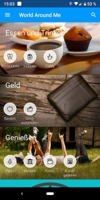 World Around Me 1 | Android-User.de