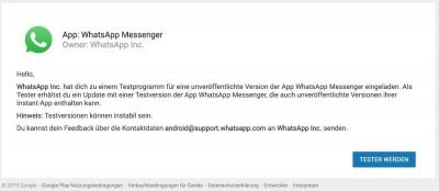 Android Beta 4 | Android-User.de