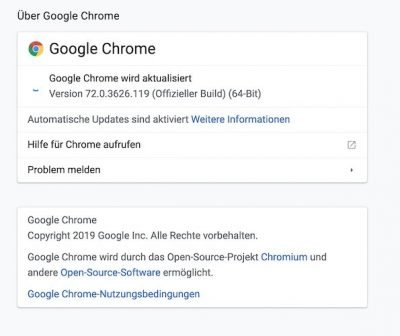 Chrome 1 | Android-User.de