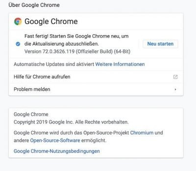 Chrome 3 | Android-User.de