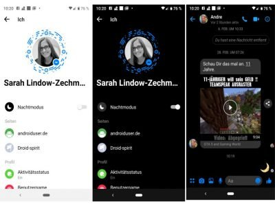 Facebook Messenger 2 | Android-User.de