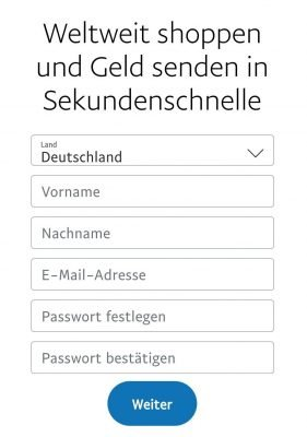 PayPal 2   Android-User.de