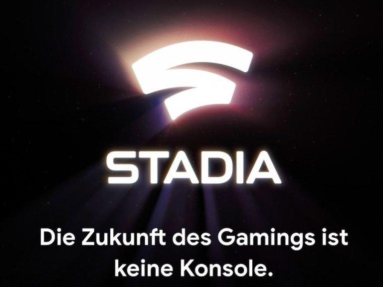 Stadia Connect – Livestream um 18 Uhr auf YouTube