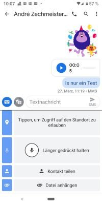 Messages 2 | Android-User.de