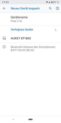 Aukey 5 | Android-User.de