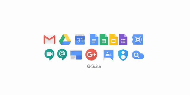 G Suite Icon | Android-User.de