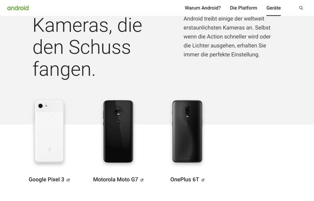 Huawei 4 | Android-User.de