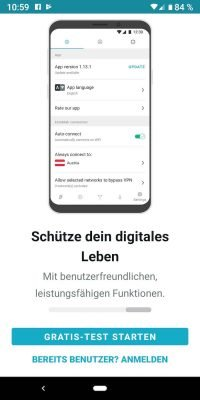 Surfshark 4 | Android-User.de