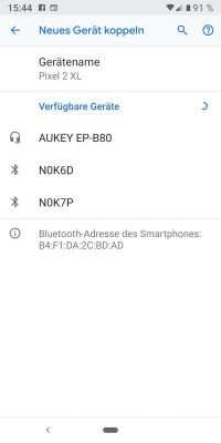 Aukey 8 | Android-User.de
