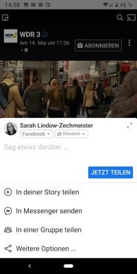 Facebook 11 | Android-User.de
