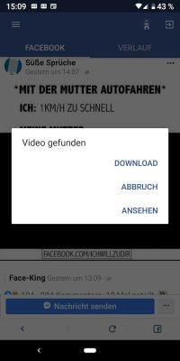 Facebook 14 | Android-User.de
