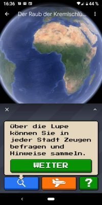 Google Earth 4 | Android-User.de