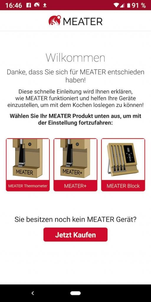 Meater 5 | Android-User.de