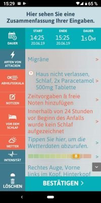 Migraine 8 | Android-User.de