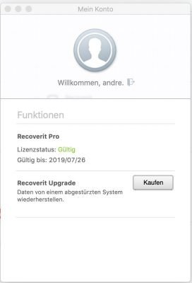 Recoverit 2 | Android-User.de
