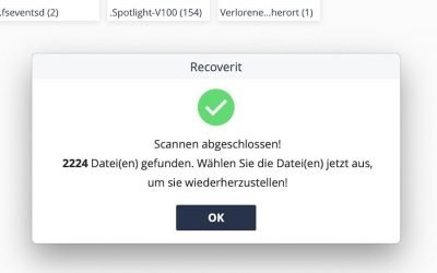 Recoverit 6 | Android-USer.de