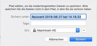Recoverit 8 | Android-User.de