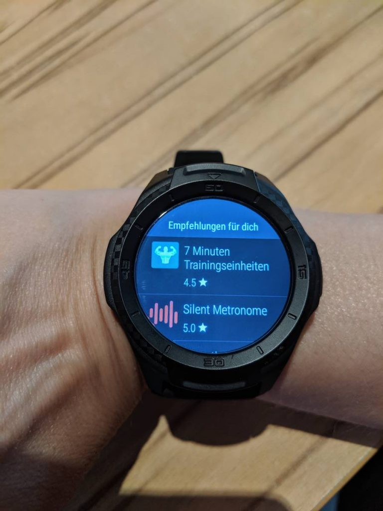 TicWatch 26 | Android-User.de
