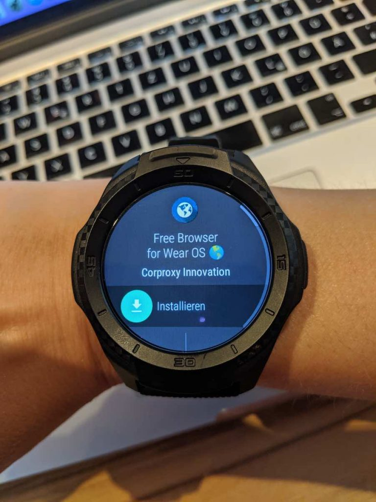 TicWatch 27 | Android-User.de