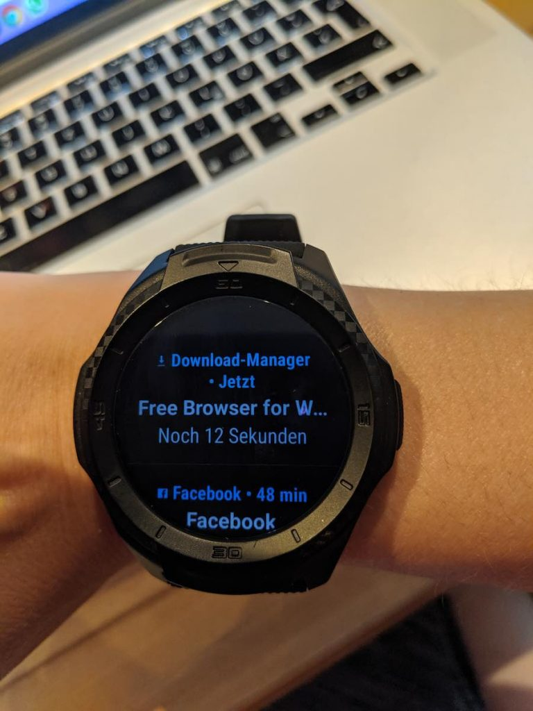 TicWatch 29 | Android-User.de