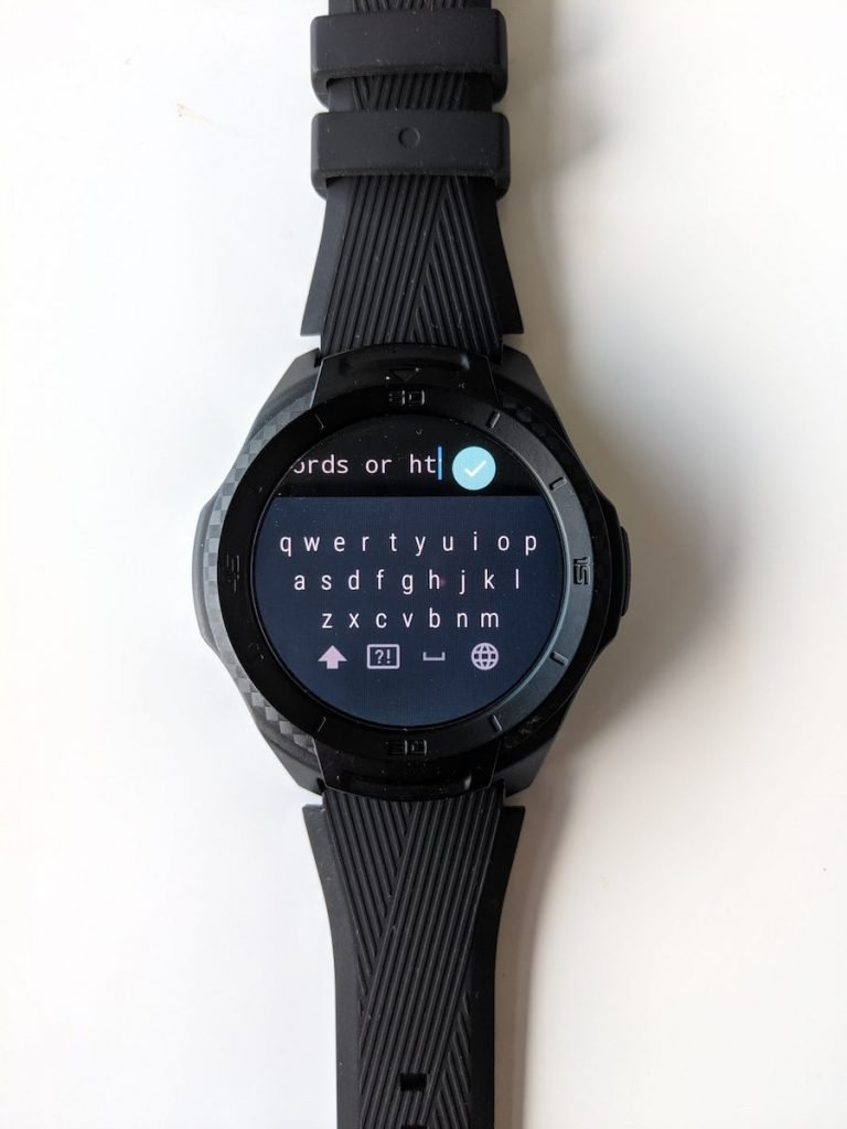 TicWatch 30 | Android-USer.de