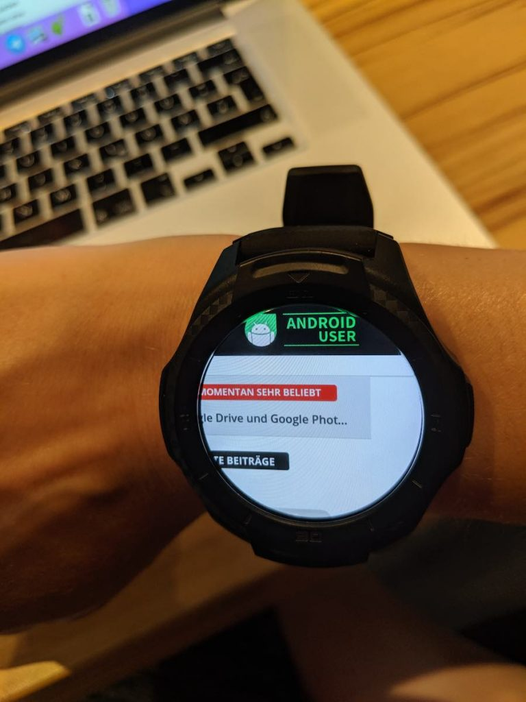 TicWatch 32 | Android-User.de