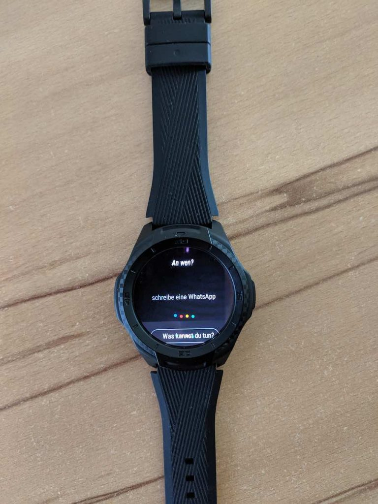 TicWatch 38 | Android-User.de