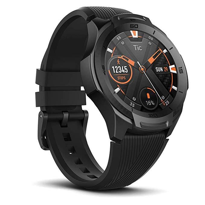 Im Test: TicWatch S2, die Smartwatch mit WearOS von Mobvoi
