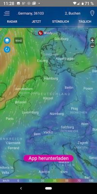 Weather 2 | Android-User.de