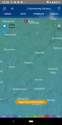 Weather 3 | Android-User.de