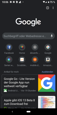Google Go 1 (1) | Android-User.de