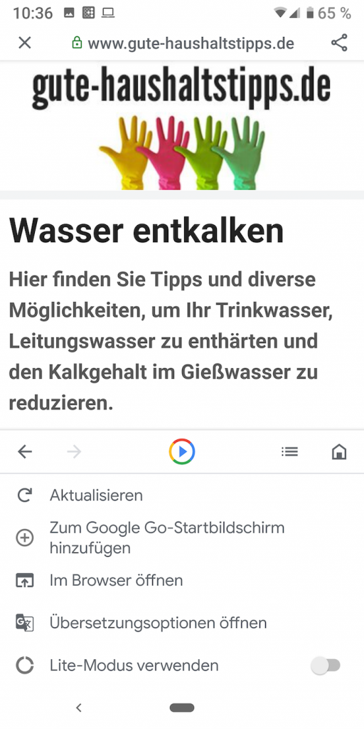Google Go 11 | Android-User.de