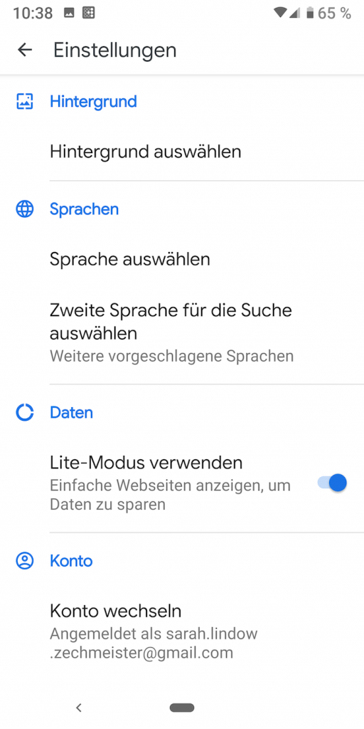Google Go 13 | Android-User.de